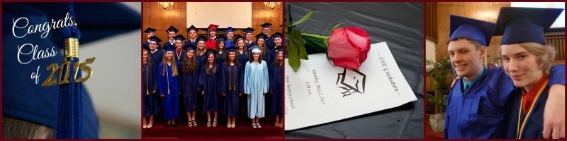 2015 Grads Collage