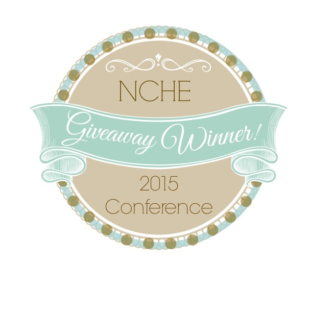 NCHE Giveaway Winner