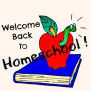 Welcome Back to Homeschool